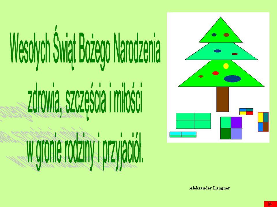 Wesołych Świąt Bożego Narodzenia zdrowia, szczęścia i miłości