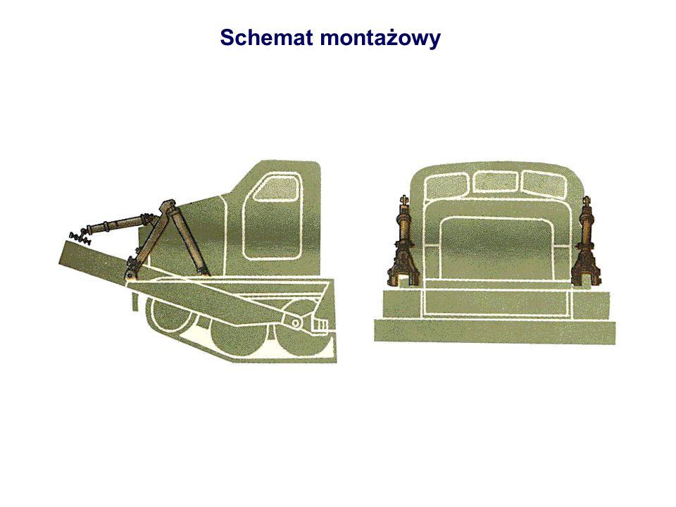 Schemat montażowy