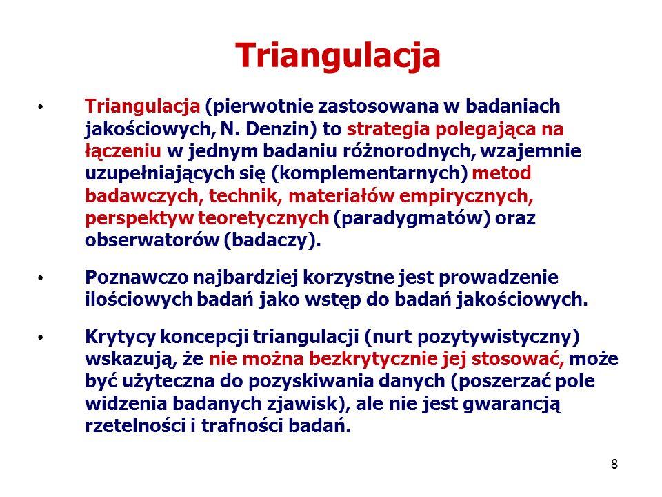 Triangulacja