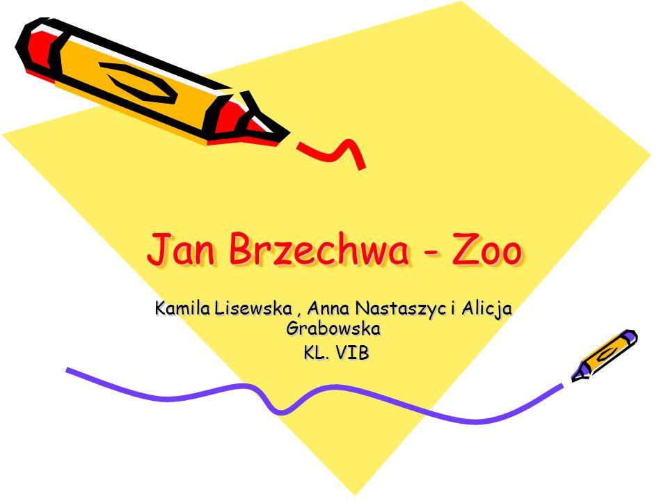 Kamila Lisewska , Anna Nastaszyc i Alicja Grabowska KL. VIB