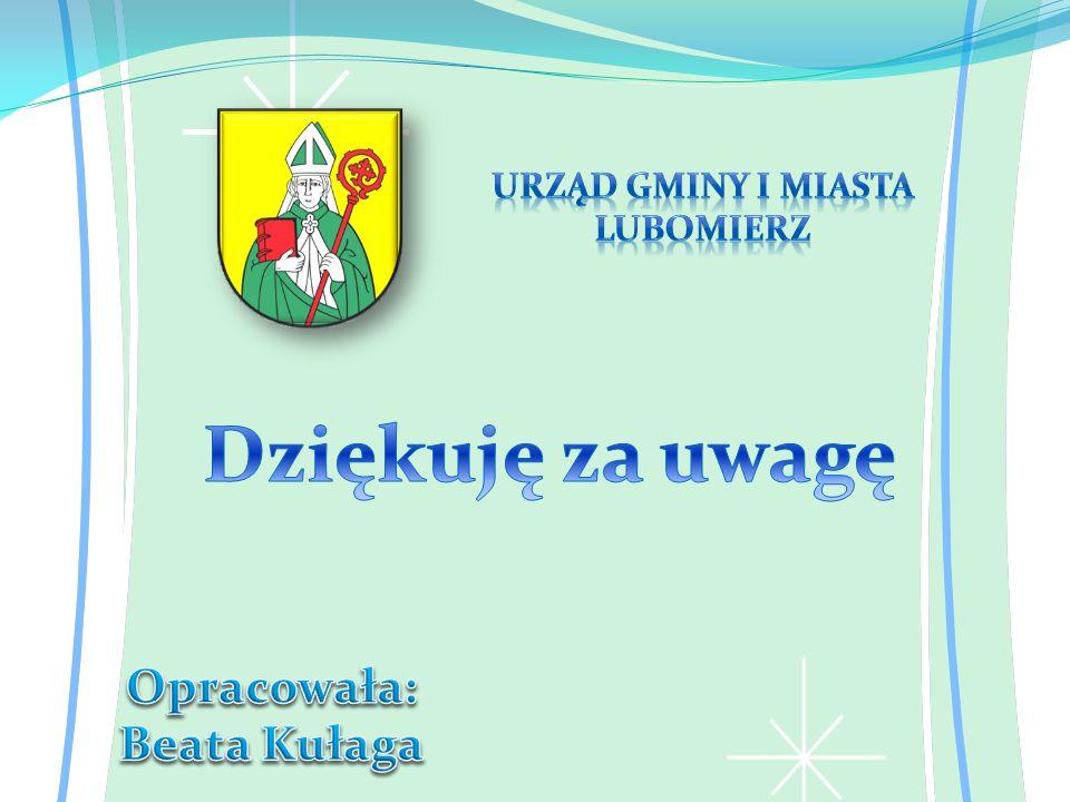 Urząd gminy i miasta lubomierz