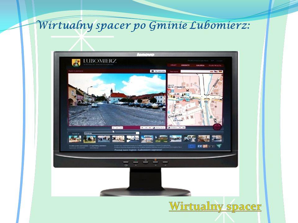 Wirtualny spacer po Gminie Lubomierz: