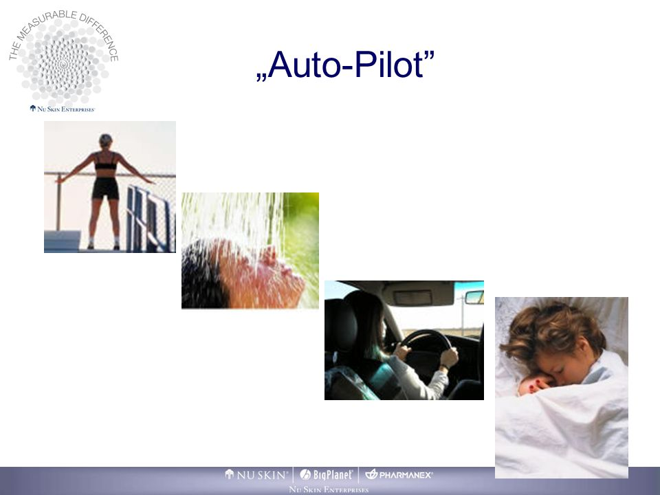 """Auto-Pilot YOURSELF:"