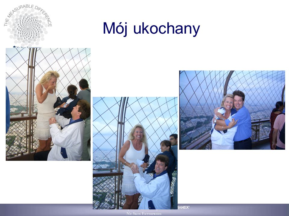 Mój ukochany My Sweetie, I am so lucky to have him.