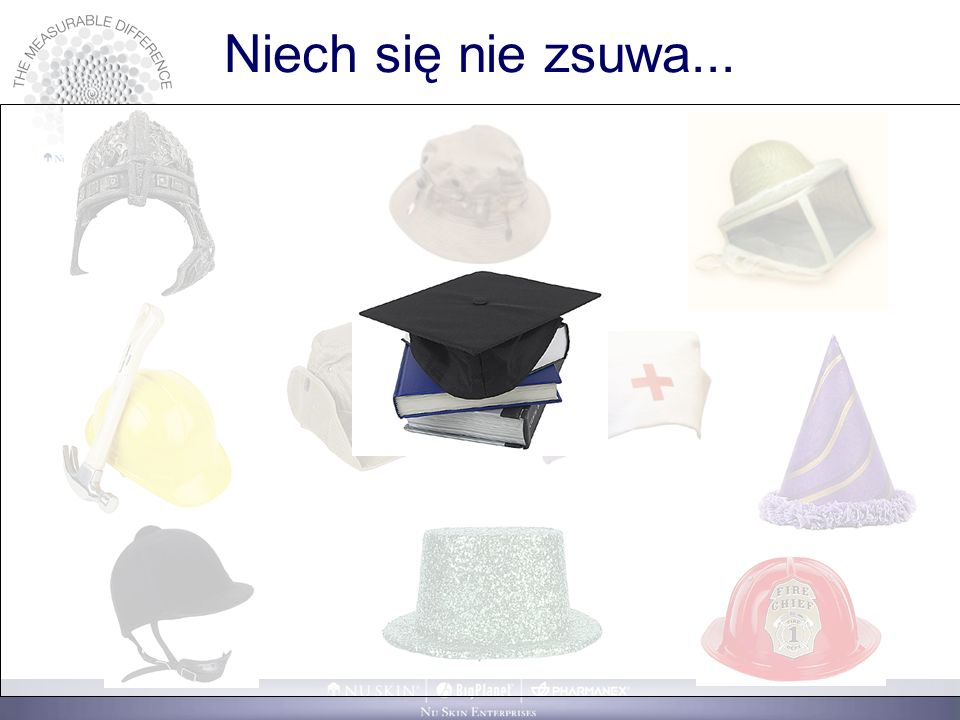 Niech się nie zsuwa...By the time you do all this, you will have earned a Ph.D. in human behavior and building a successful business.