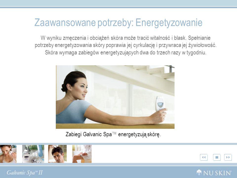 Zaawansowane potrzeby: Energetyzowanie