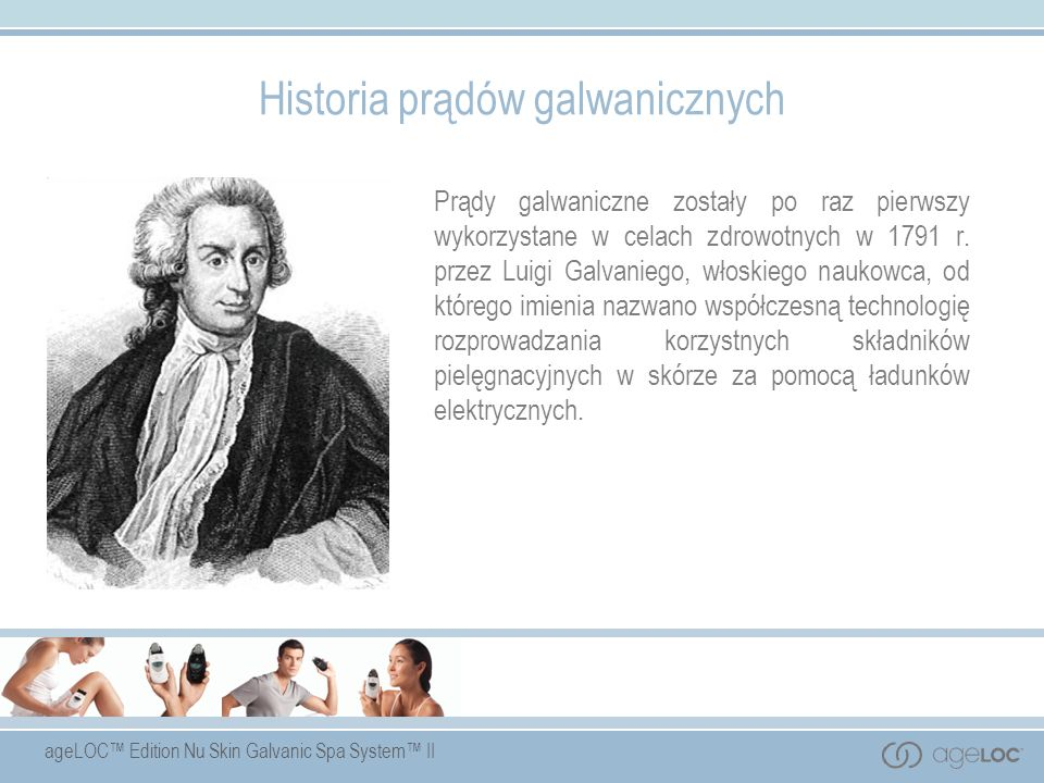 Historia prądów galwanicznych