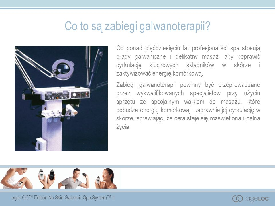 Co to są zabiegi galwanoterapii