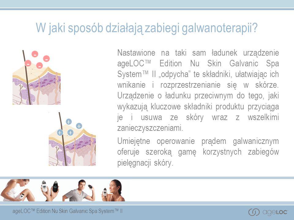W jaki sposób działają zabiegi galwanoterapii
