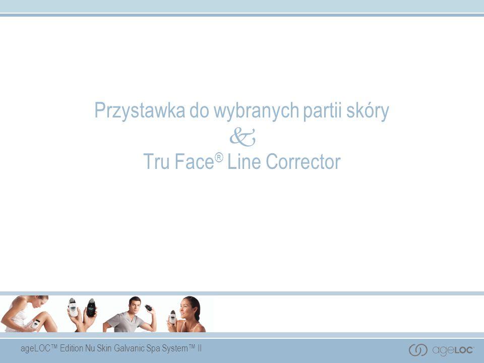Przystawka do wybranych partii skóry  Tru Face® Line Corrector