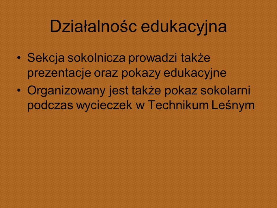 Działalnośc edukacyjna