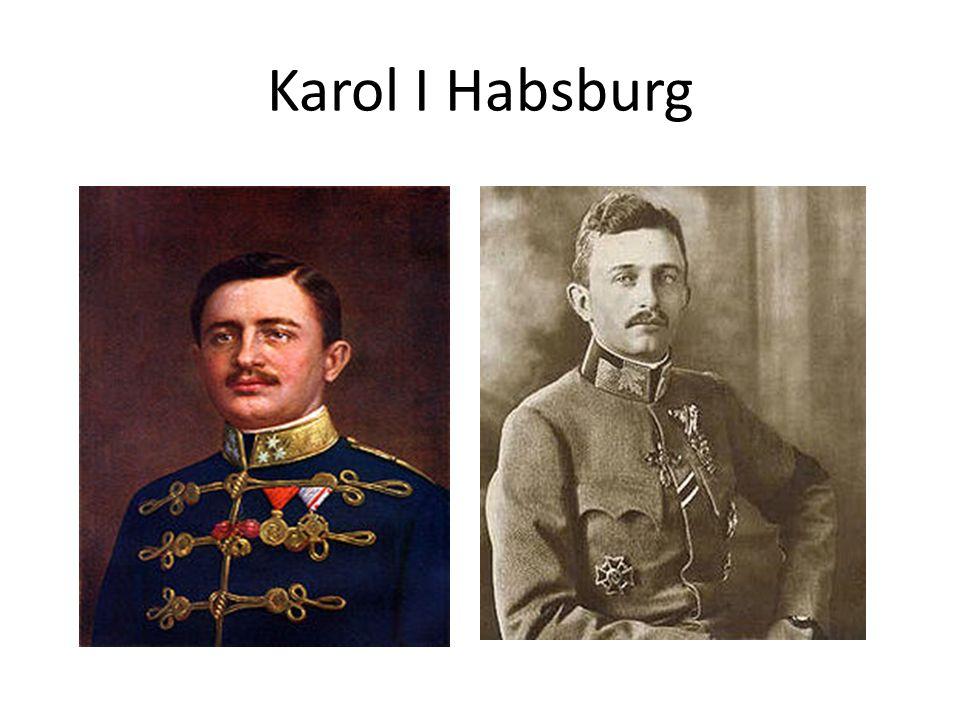 Karol I Habsburg