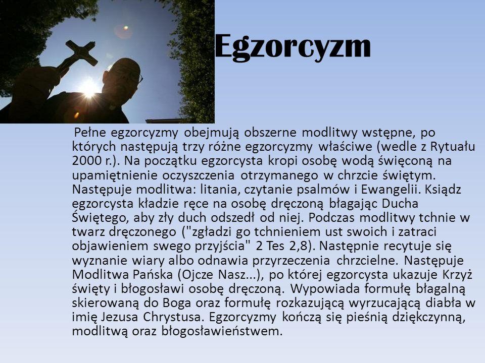 Egzorcyzm