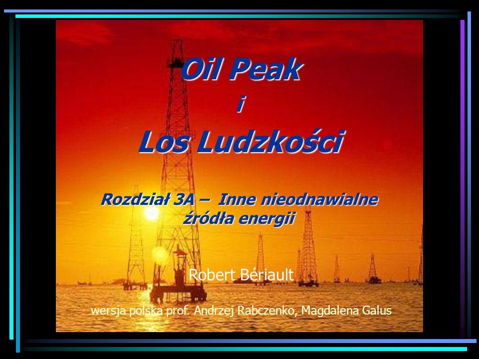 Rozdział 3A – Inne nieodnawialne źródła energii