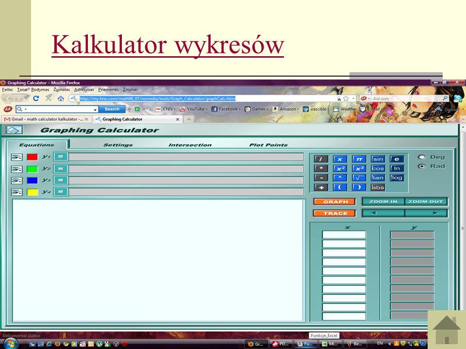 Kalkulator wykresów 2011.03.16 Inga Brasel