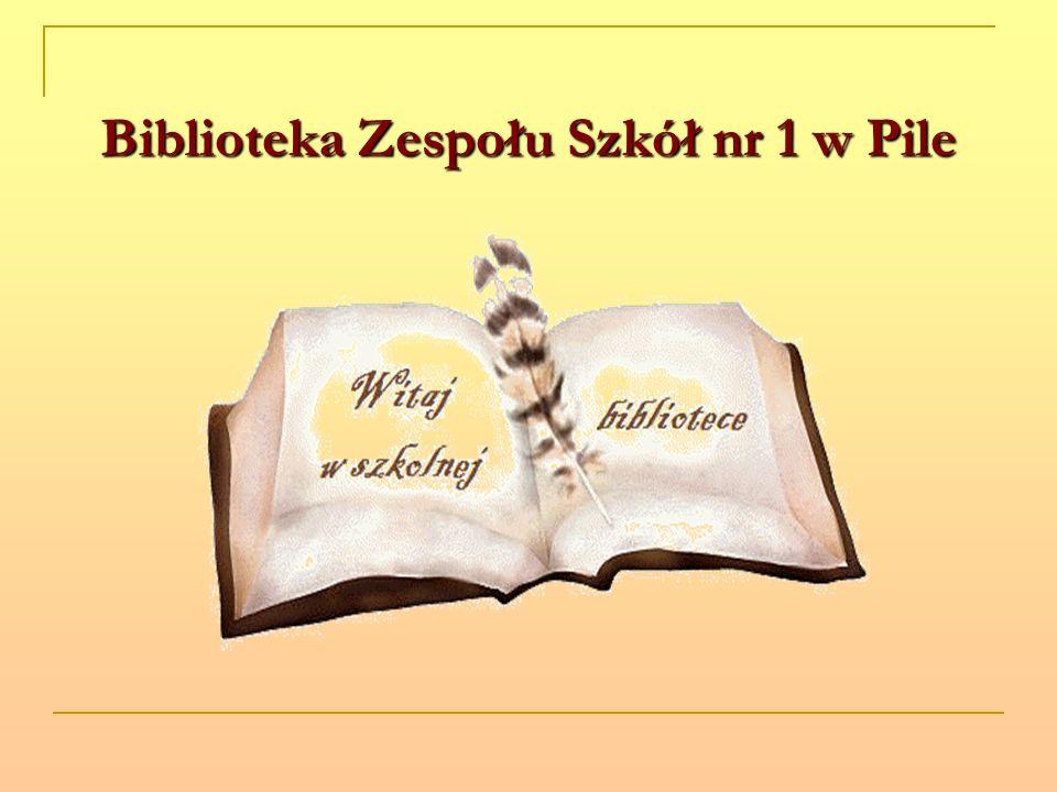 Biblioteka Zespołu Szkół nr 1 w Pile