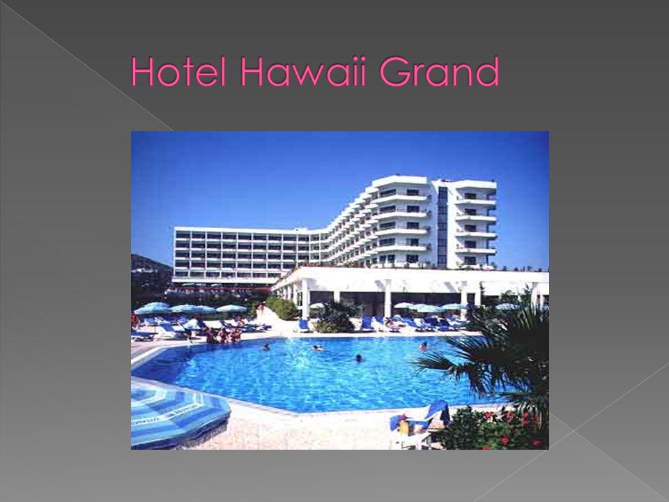 Hotel Hawaii Grand