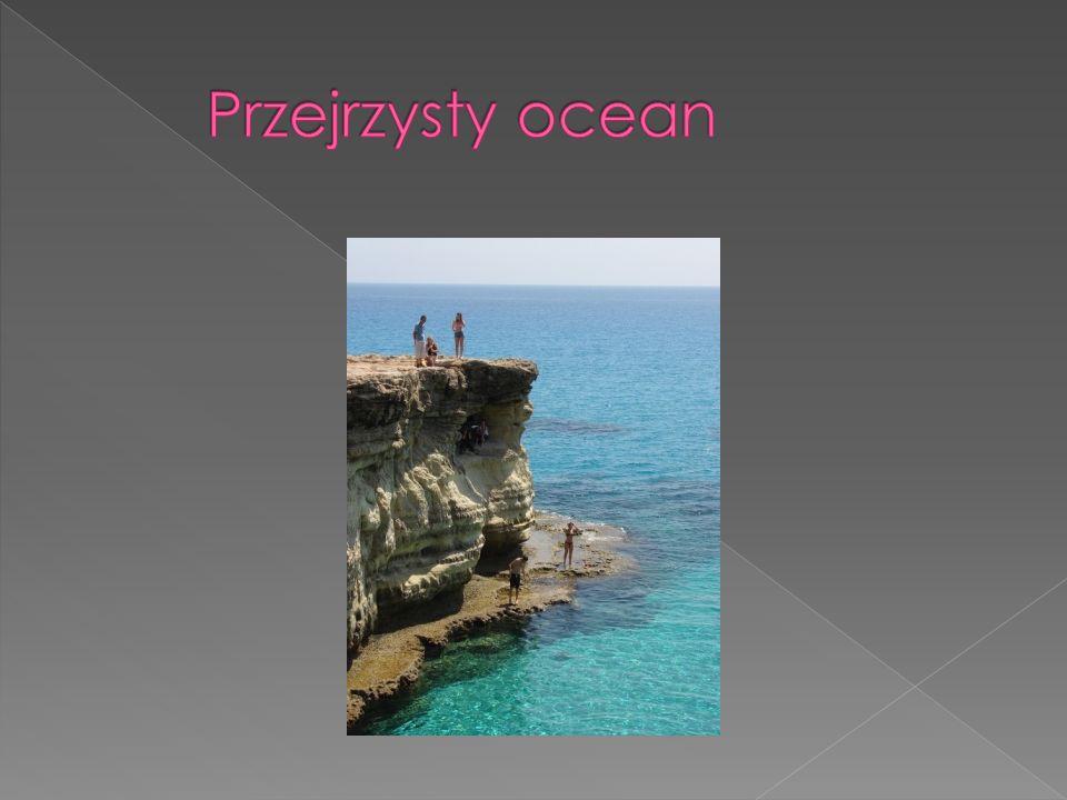 Przejrzysty ocean