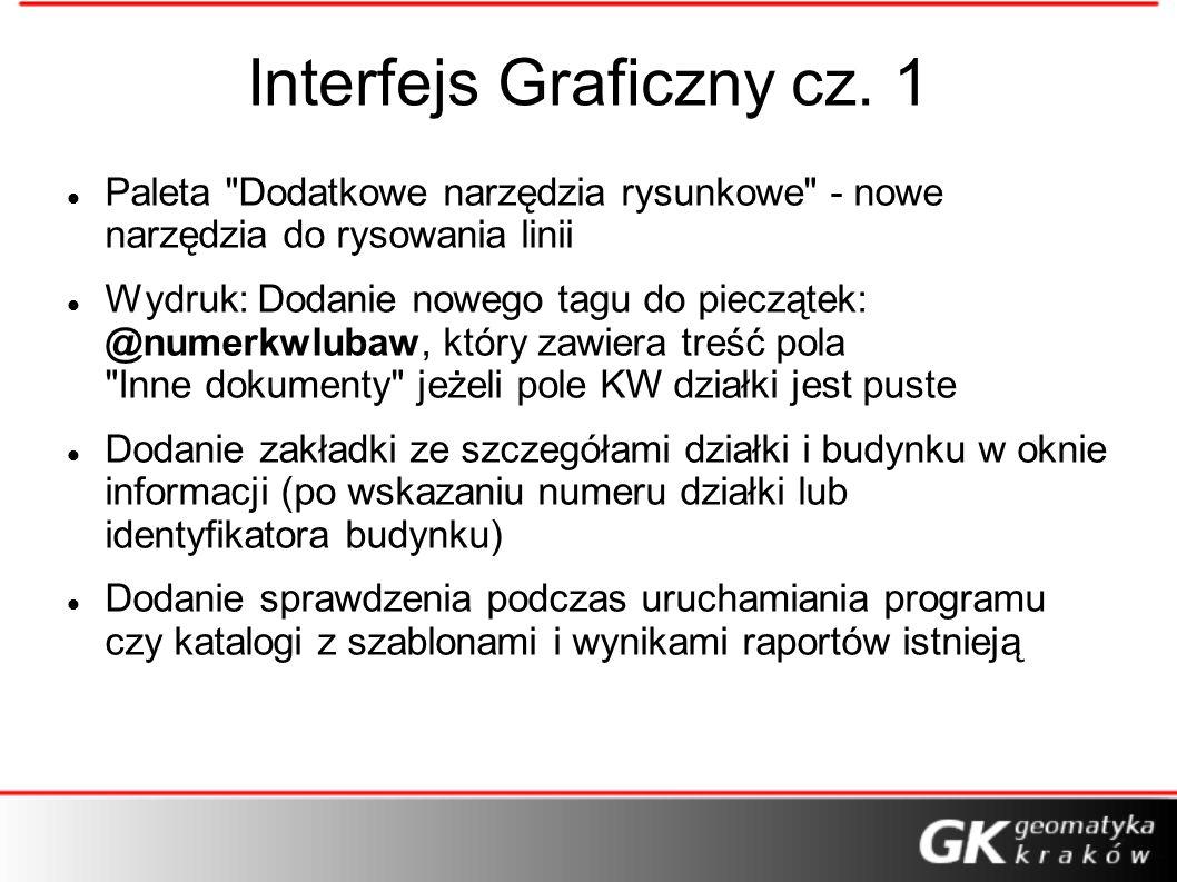Interfejs Graficzny cz. 1