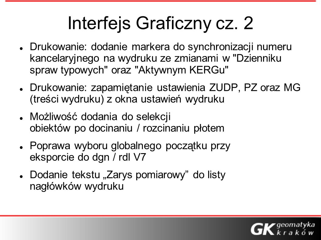 Interfejs Graficzny cz. 2