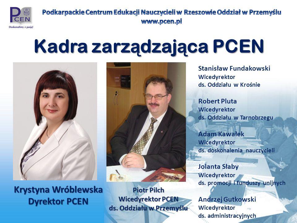 Kadra zarządzająca PCEN