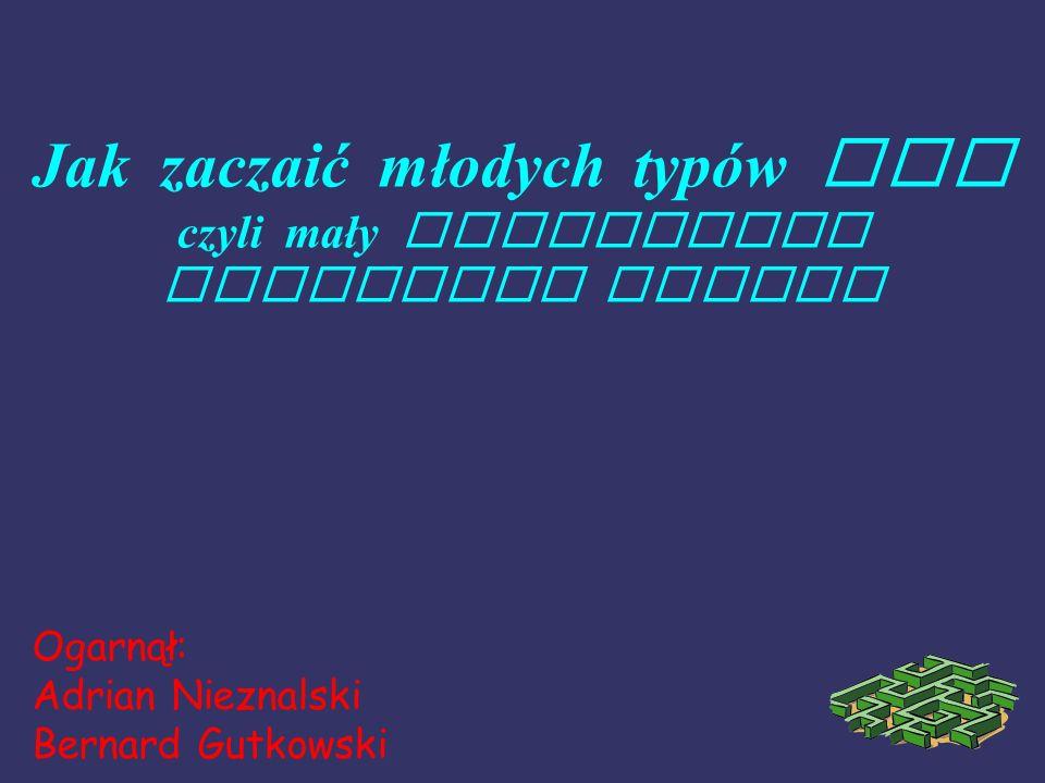 Jak zaczaić młodych typów czyli mały elementarz polskiego slangu