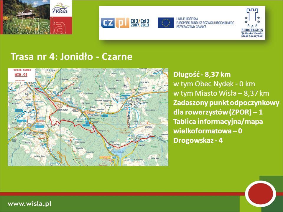 Trasa nr 4: Jonidło - Czarne