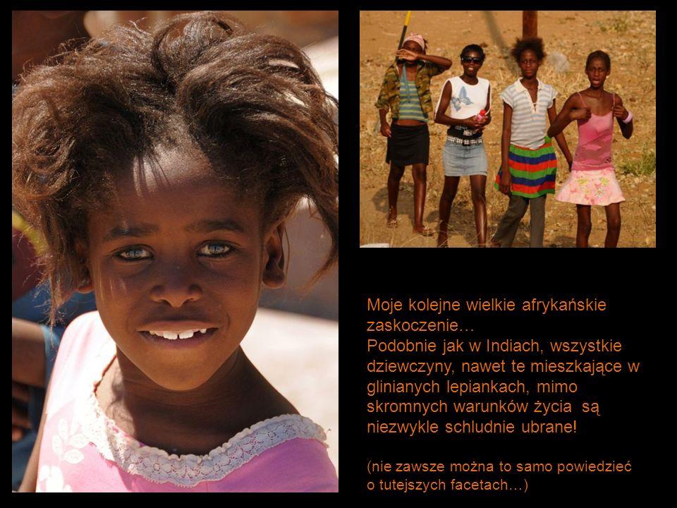 Moje kolejne wielkie afrykańskie zaskoczenie…