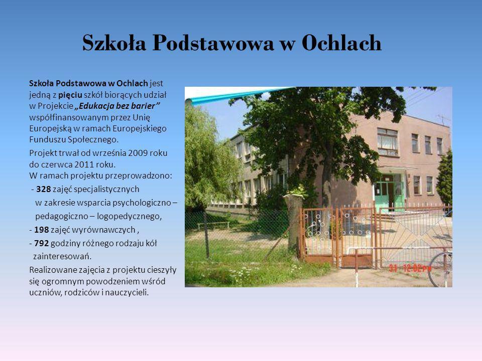 Szkoła Podstawowa w Ochlach