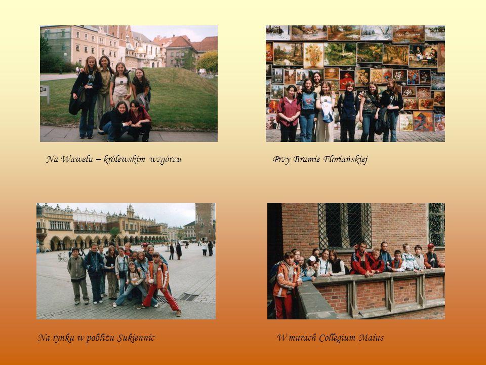 Na Wawelu – królewskim wzgórzu