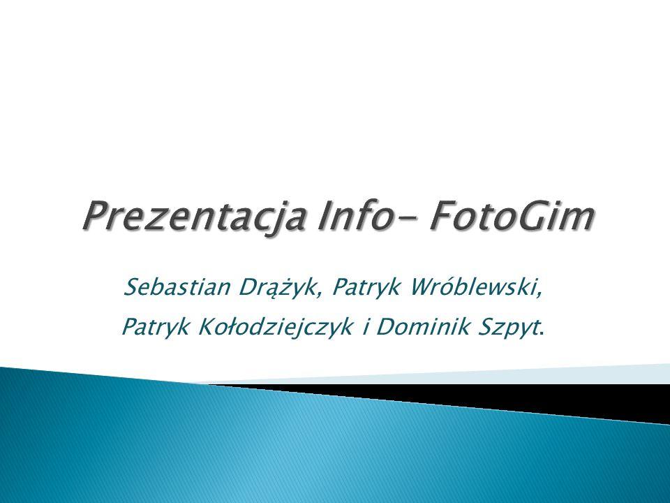 Prezentacja Info- FotoGim