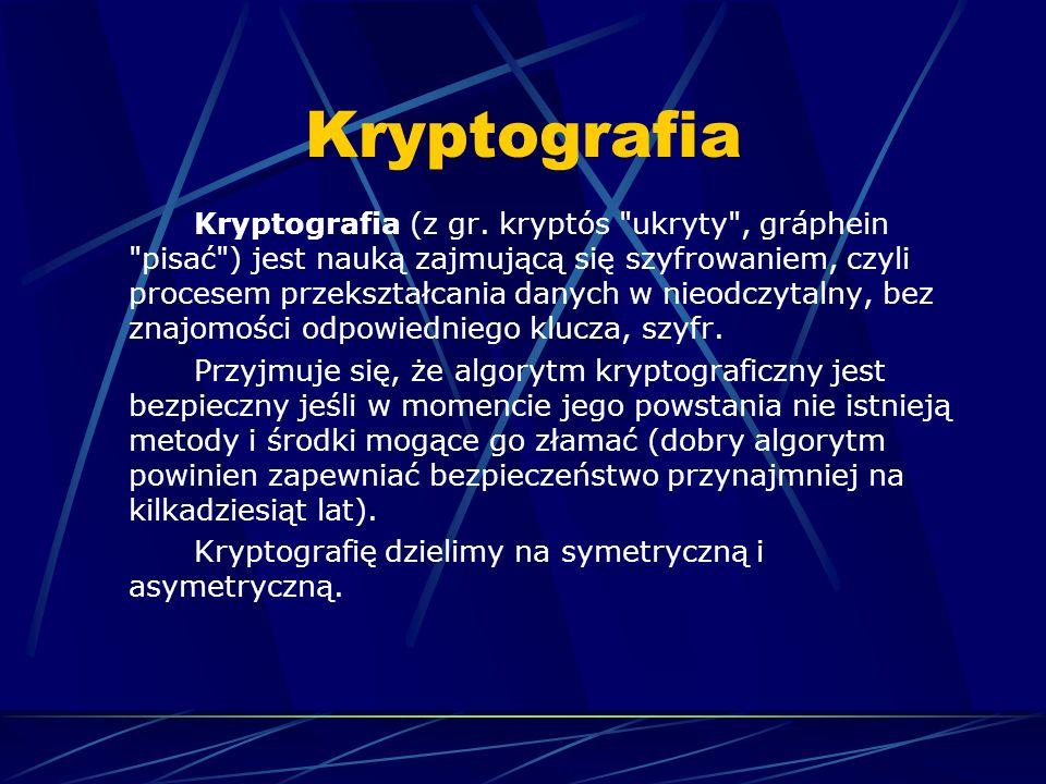 Kryptografia