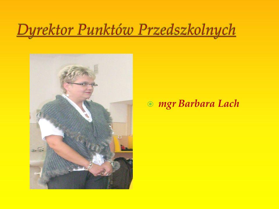 Dyrektor Punktów Przedszkolnych