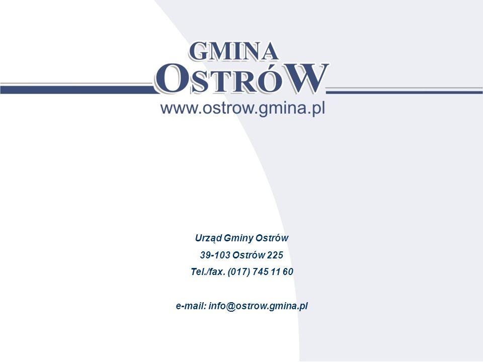 e-mail: info@ostrow.gmina.pl