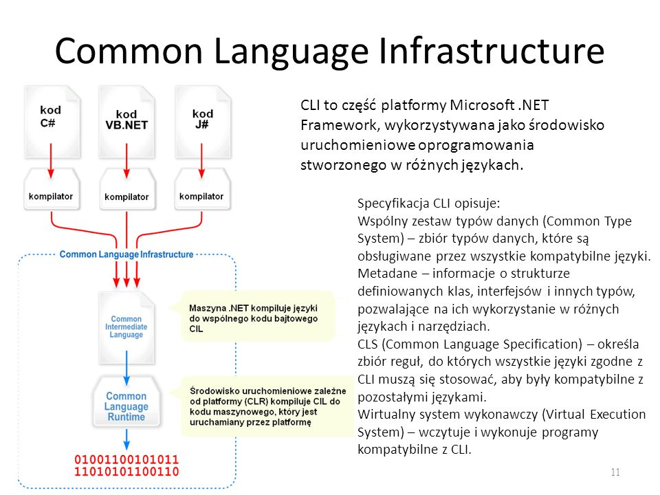 Common Language Infrastructure