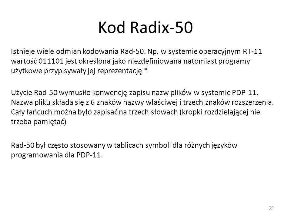 Kod Radix-50