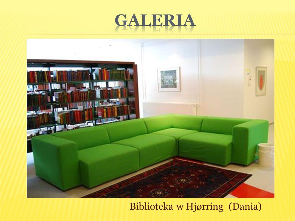 Galeria Biblioteka w Hjørring (Dania)