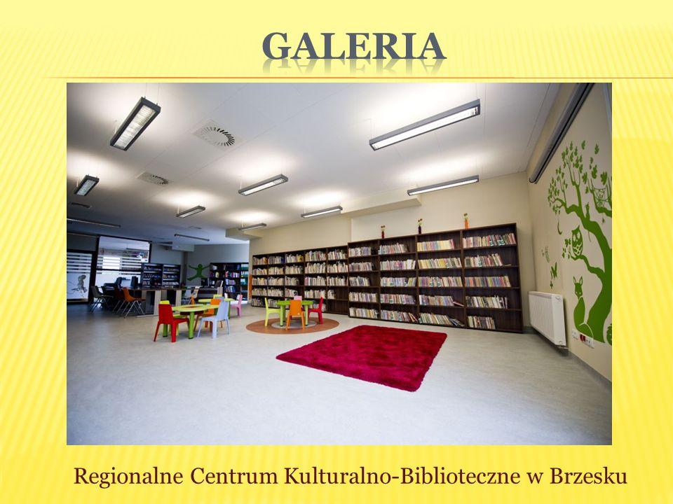 Galeria Regionalne Centrum Kulturalno-Biblioteczne w Brzesku