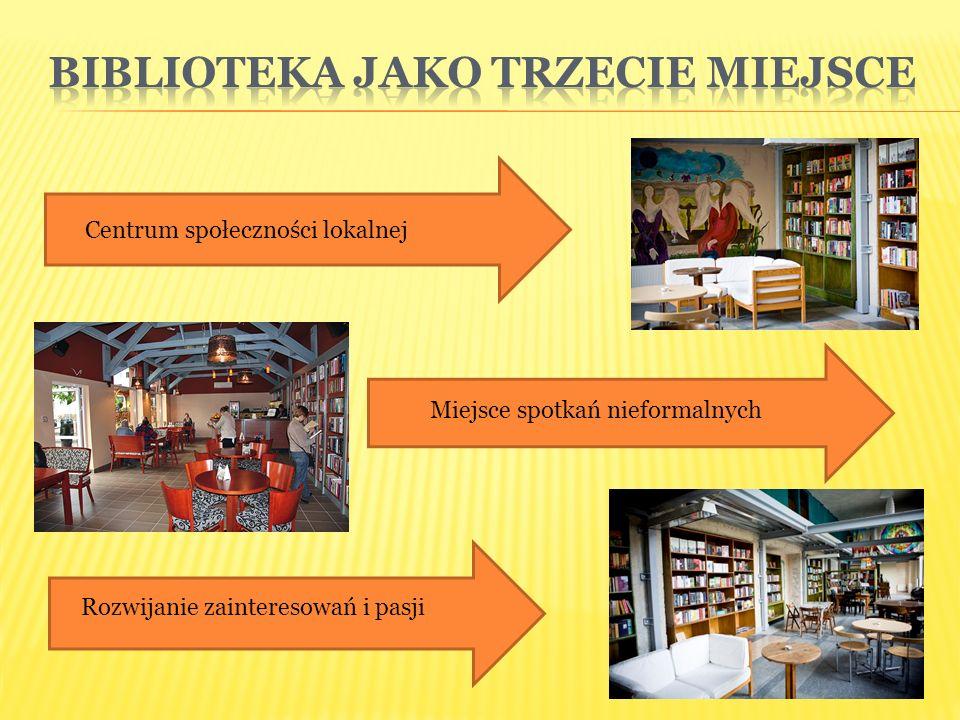 Biblioteka jako trzecie miejsce