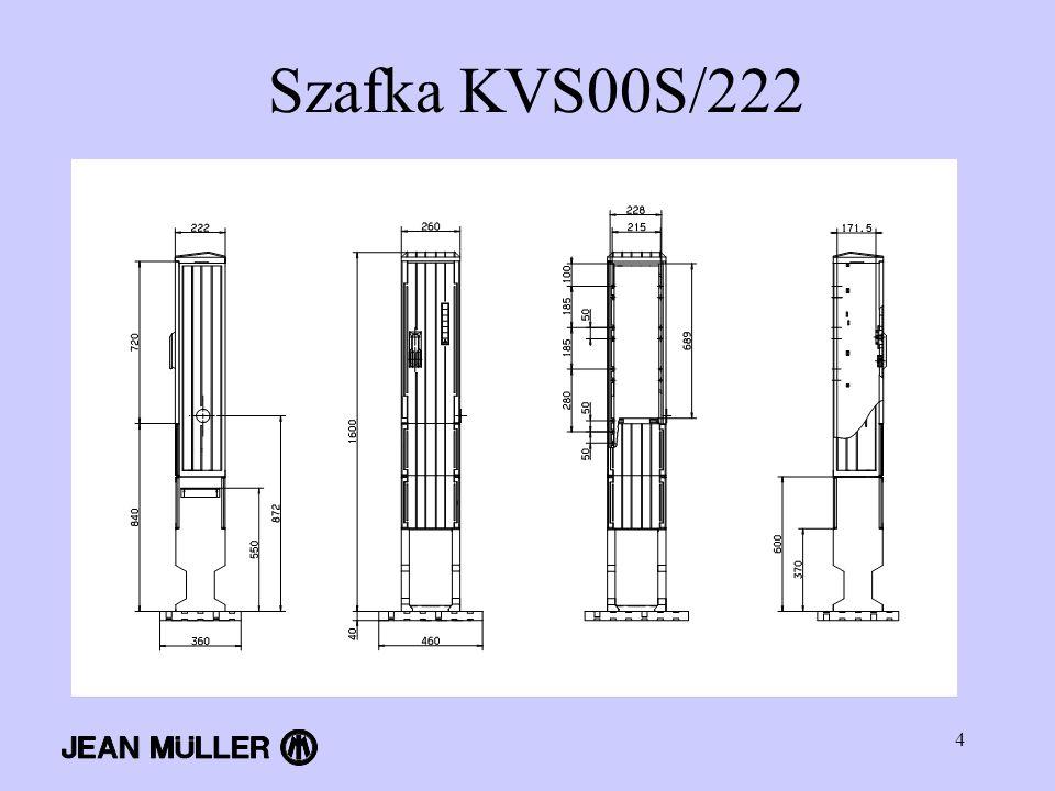 Szafka KVS00S/222