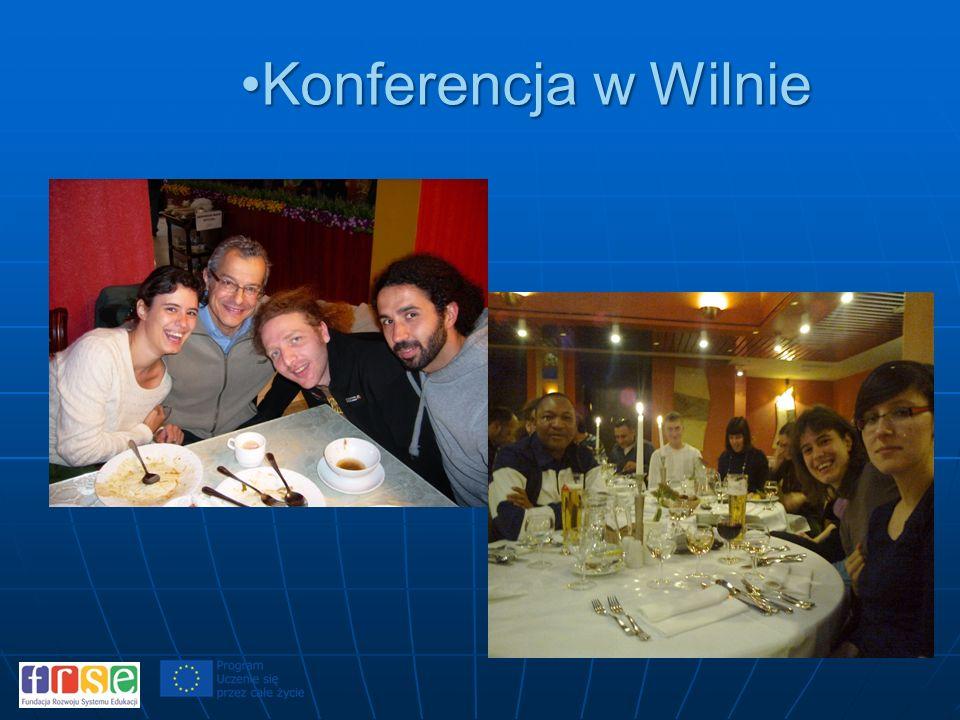 Konferencja w Wilnie