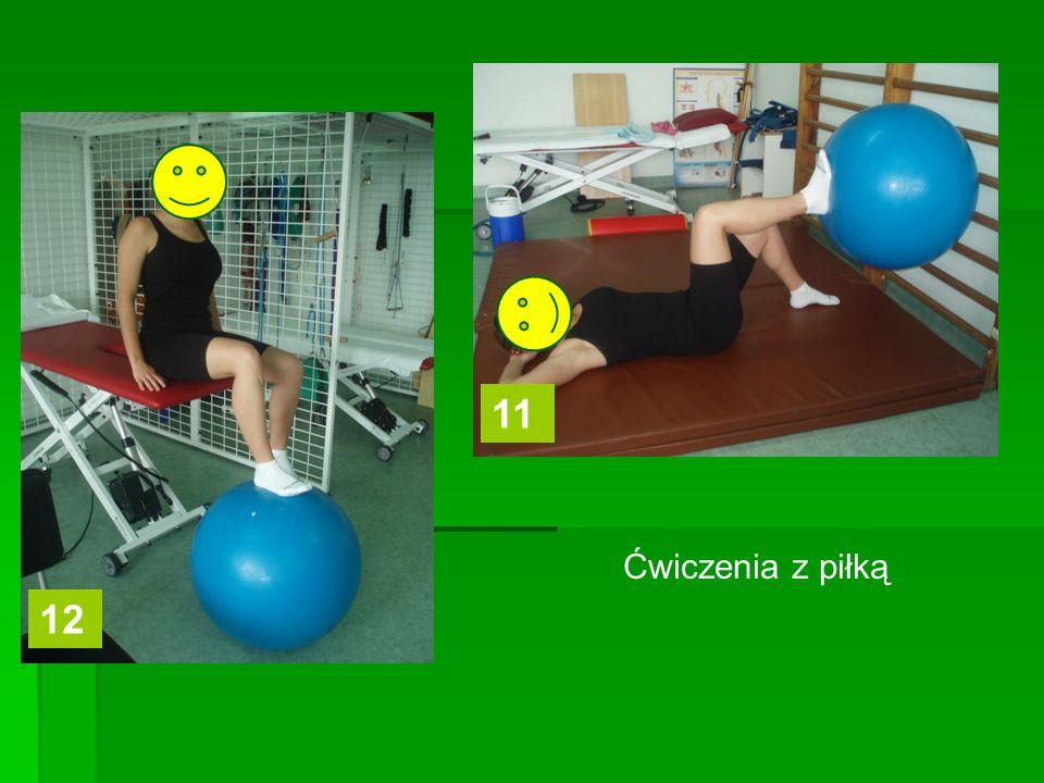 11 Ćwiczenia z piłką 12