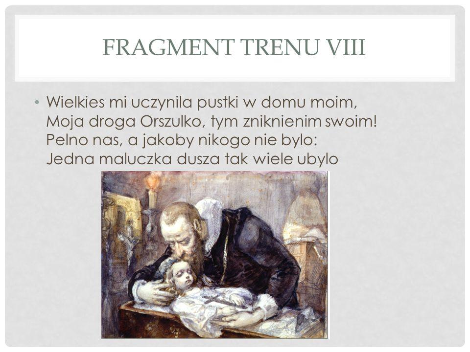 Fragment Trenu VIII