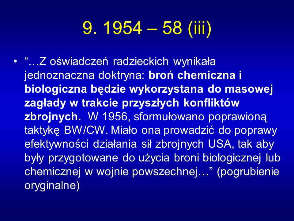 9. 1954 – 58 (iii)