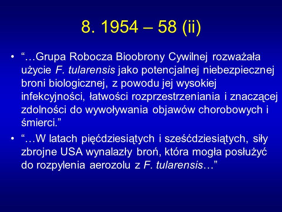 8. 1954 – 58 (ii)