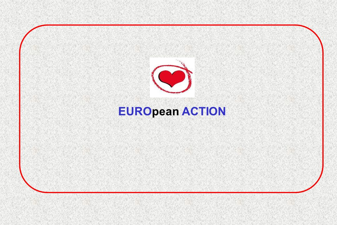 EUROpean ACTION Nazwa programu EUROASPIRE jest akronimen jego angielskiego tytulu, który w naszym jezyku brzmi: