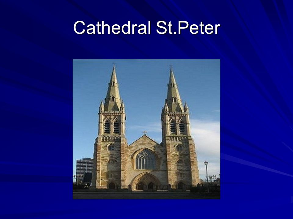 Cathedral St.Peter