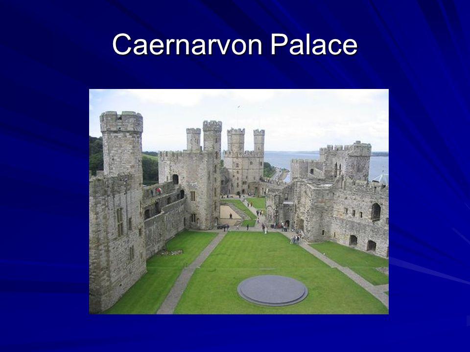Caernarvon Palace