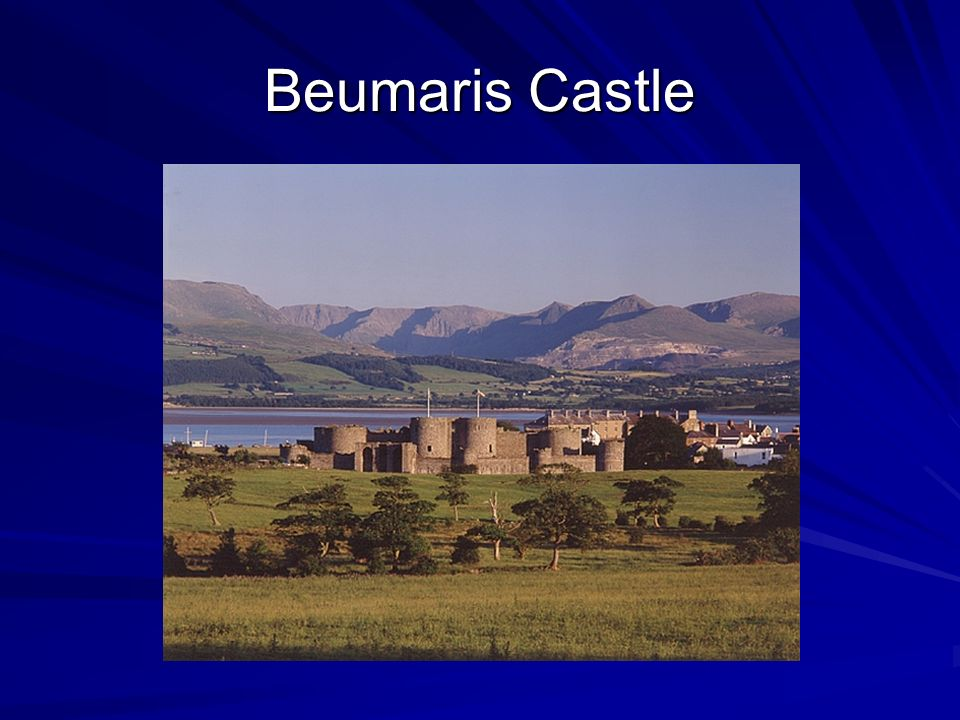 Beumaris Castle