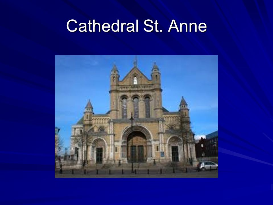 Cathedral St. Anne